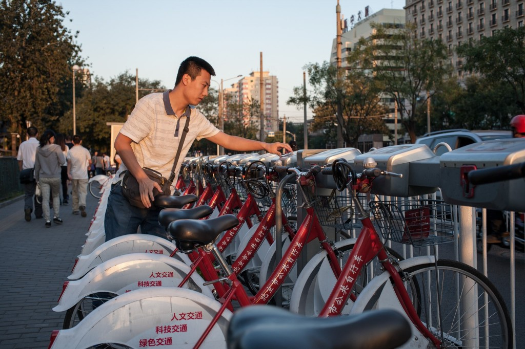 Bike Sharing in China